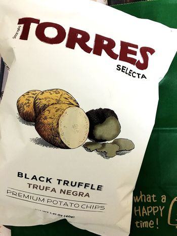 Torres Chips unique but bold flavor