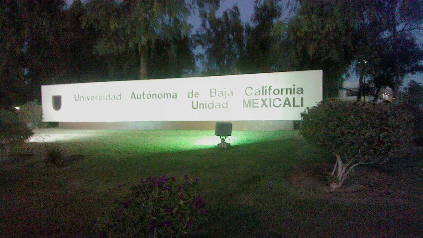 UABC  de Mexicali I Love Mexicali