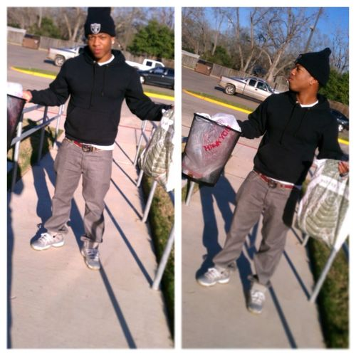 Cool day in cool greys