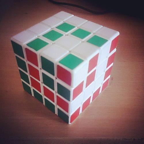 Rubix Cube Inception Revenged