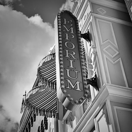 Main Street Emporium at Magic Kingdom DisneyWorld . Disney Taking Photos Photography
