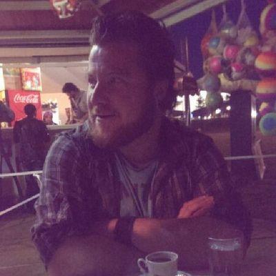 Güzel bir günün ardından Harikalar Diyarı'nda yorgunluk kahvemizi içerkenee:)) Sincan Harikalardiyari Kahve Me ankara turkishcoffee