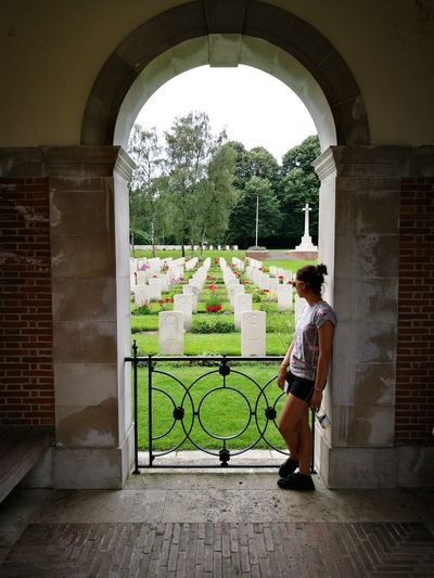 Canadian cemetary in Holten, the Netherlands. Thanks for our freedom