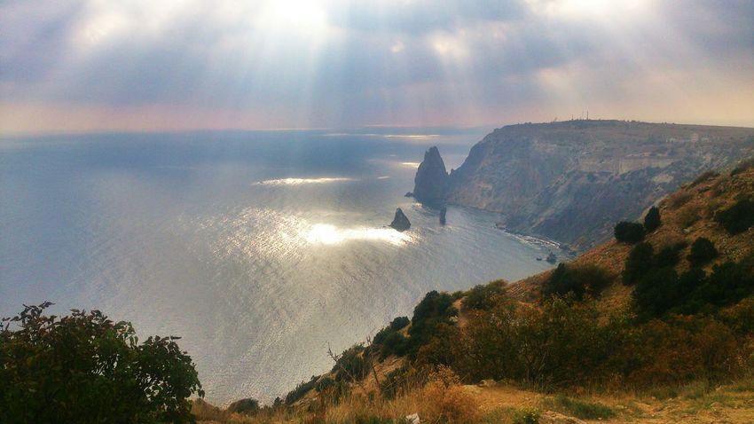 Crimea Landscape Sea