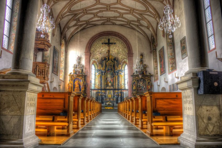 DDESIGN HDR PICTURE EyeEm Best Shots HDR First Eyeem Photo Religion Place Of Worship Belief Architecture Built Structure Spirituality Building Aisle Glass Ornate Direction No People Architectural Column Pew Empty Day Indoors  Arch The Way Forward Ceiling EyeEmNewHere The Creative - 2018 EyeEm Awards The Architect - 2018 EyeEm Awards Creative Space The Creative - 2018 EyeEm Awards