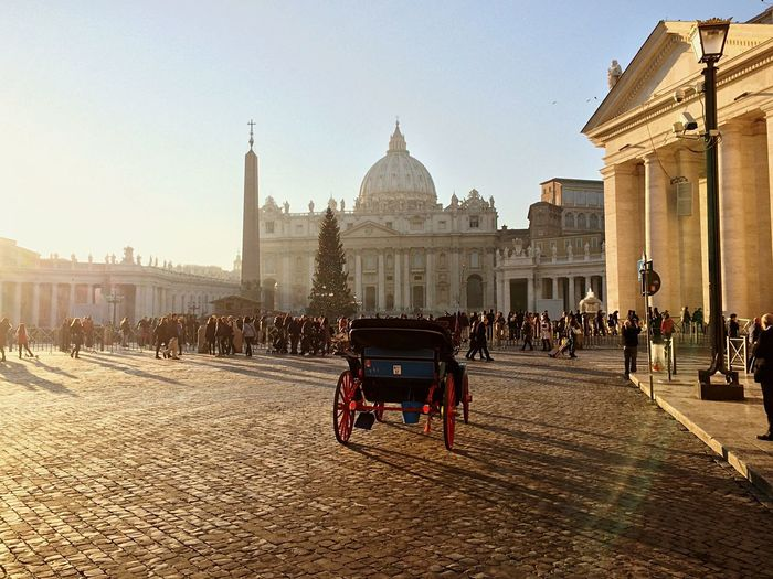 Simply Rome... Hanging Out Taking Photos Rome Church Dome St.Peters Basilica