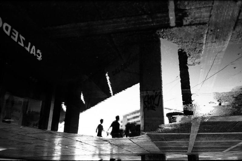 Blackandwhite Shadows & Lights 35mm Film Film Photography Monochrome Photography Kodak Tmax Athens
