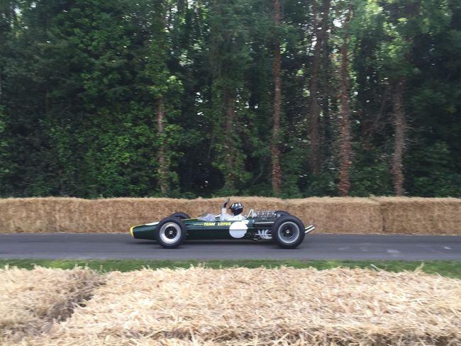GoodWood GoodwoodFOS Fos Damonhill Lotus