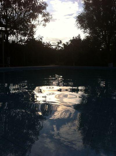 Pool Taking
