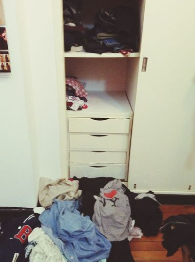 Home Disaster Clothes