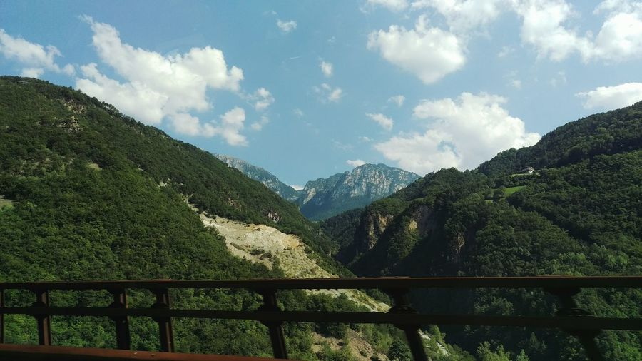 On road Taking Photos Check This Out Italian Alps Alps Mountain Mountains Nature Landscape On Street