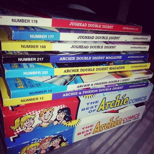 Sucker for Archie :D PampaErnaNiM
