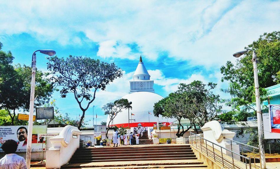 Kiriwehera Kataragama SriLanka Temple
