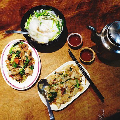 Food Taiwan Old School Old Street