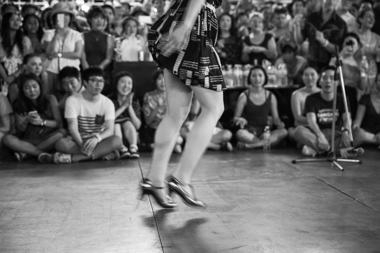 "A ninety-minute drive from Bangkok, Nakhon Pathom hosted the annual ""Big Bang: Swing Dancing"" organized by the Bangkok Swing group. It was a night of wild, loud and sweaty, with happiness and hundreds of smile from swing dancers and party goers from around the world. Canon6d Capture The Moment Capturing Movement Dance Dance Party Dancer Dancing Enjoyment EyeEm Best Shots EyeEm Thailand Fun Jitterbug Leisure Activity Lifestyles Nakhon Pathom Party Need For Speed Quality Time Showcase March Swing Dancing Tap Dance Tap Dancer Tapping Thailand_allshots Spotted In Thailand Inner Power Capture Tomorrow"