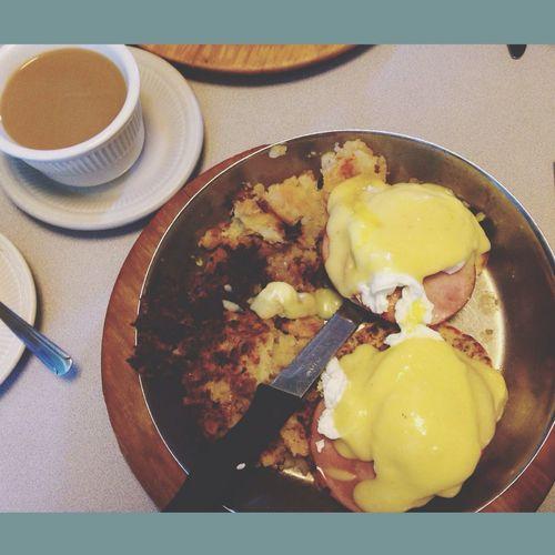 Breakfast :~)