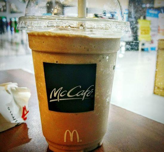 Mc Café Mcdonalds McDonald's McDonald McCafe McFlurry