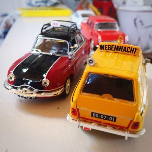 Ami8 ToyCar Panhard Oldtimer