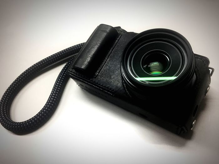 Photography Themes Camera - Photographic Equipment My Camera Sigma Dp1m DP1merrill Godeye Close-up Indoors  Technology No People Film Industry Japan 2017 Newcamera