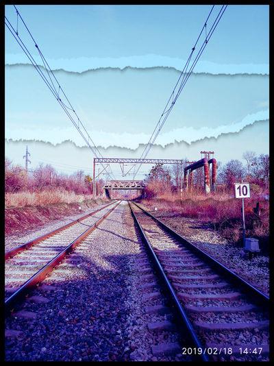 train way Sky