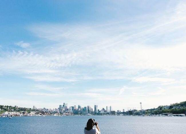 Her city SONY A7ii EyeEm Masterclass EyeEm Best Edits Eyeem Market PNW At Its Finest PNW Seattle Cityscapes Eyeemcollection Showcase April