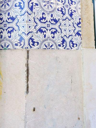 Lisbon Fliesen Tiles Azul Wall Decoration Decor Corner