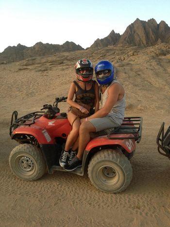 Quadbike Desert Egypt