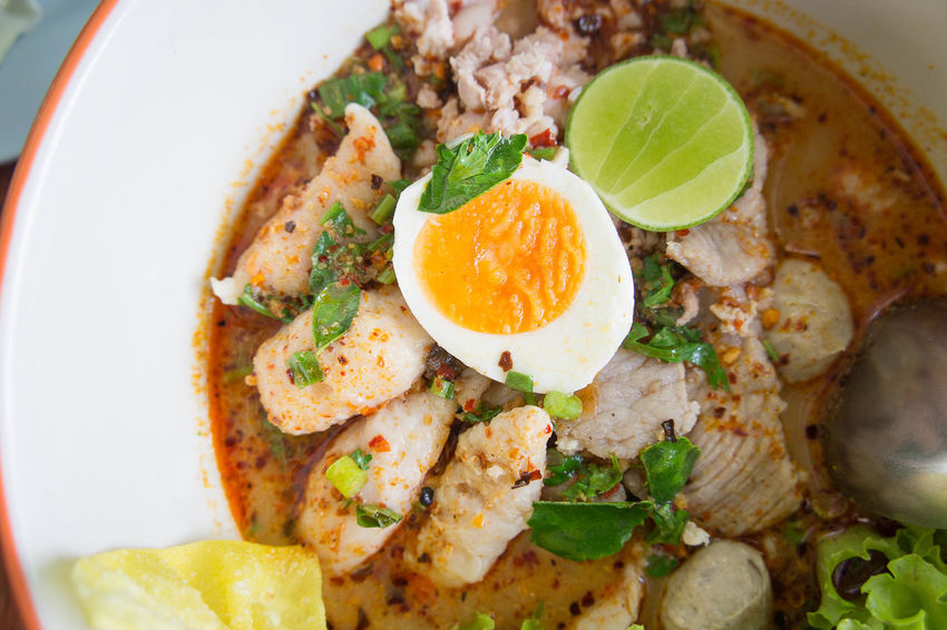 noodle tumyum food style thailand Delicious Food Food And Drink Healthy Eating Lime Noodle Ready-to-eat Seafood Spicy Tasty Thailand Food Tumyum