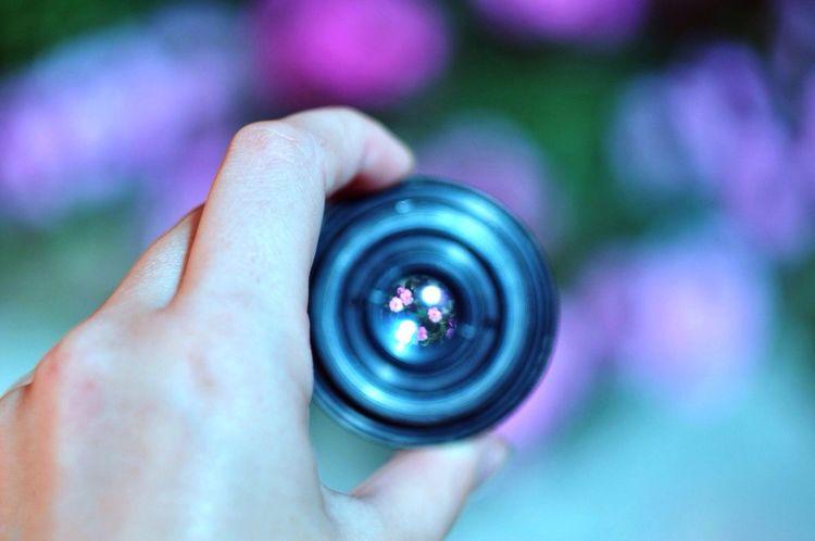 Flowers Nature Macro Hand Incircle View Hands At Work EyeEmNewHere