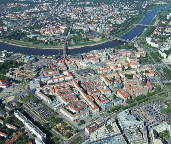 Dresden from
