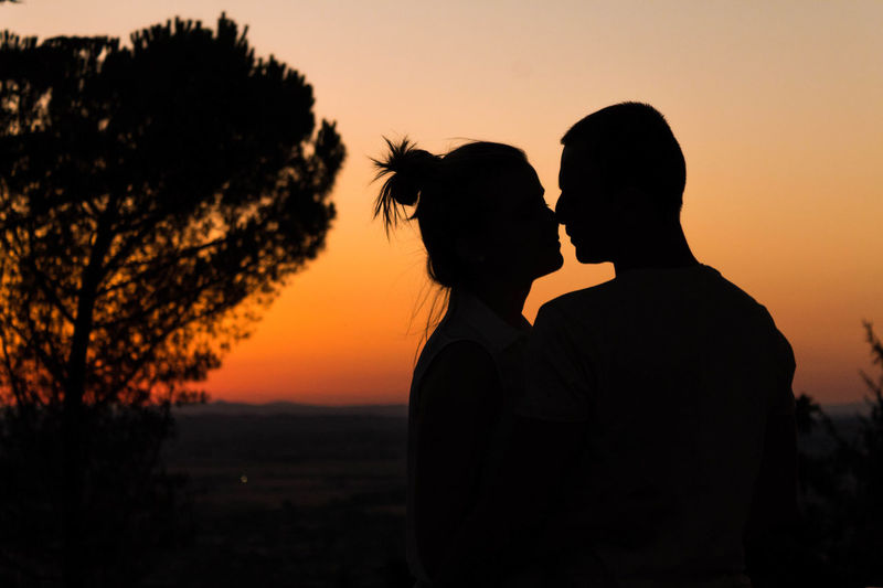 Sunset Silhouette Love Two People Togetherness Child Adult Women People Couple - Relationship Nature Men Bonding Outdoors Beauty In Nature Sky Rome Italy🇮🇹 Italy❤️ Sunsetlover Sunsetphotographs EyeEm Best Shots - Sunsets + Sunrise EyEmNewHere The Week On EyeEm EyeEmNewHere