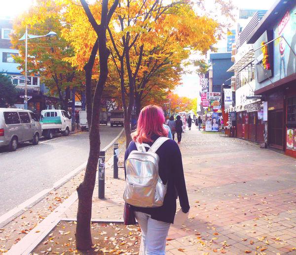 Autumn Casual
