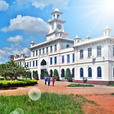 S. H. Amissah Building , Wesley College of Education - Kumasi Ghana360 Ghana Igers (c) iamrobotboy 2014
