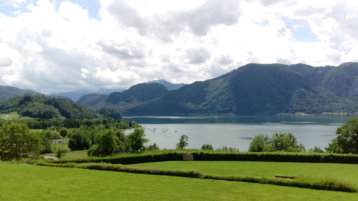 Österreich Mondsee Mountains Eye4photography  Nature Beautiful Taking Photos Check This Out Austria Salzburg