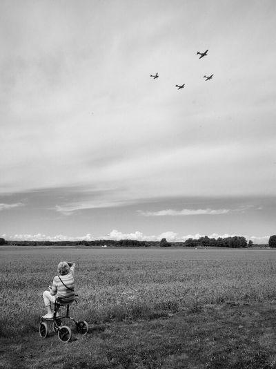 Planespotting Streetphotography Sky Plane FujifilmXPro2