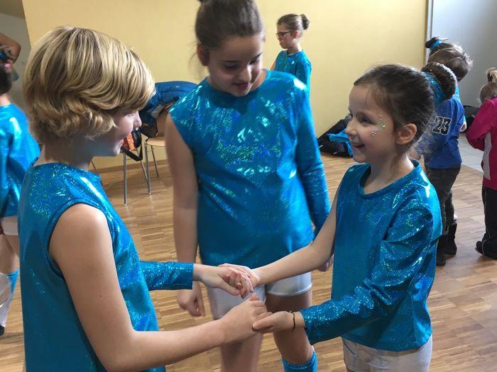 Spirit Preparation  Dance EyeEm Selects Women Childhood Females Girls Indoors  Child Real People Lifestyles Group Of People Emotion Innocence Positive Emotion