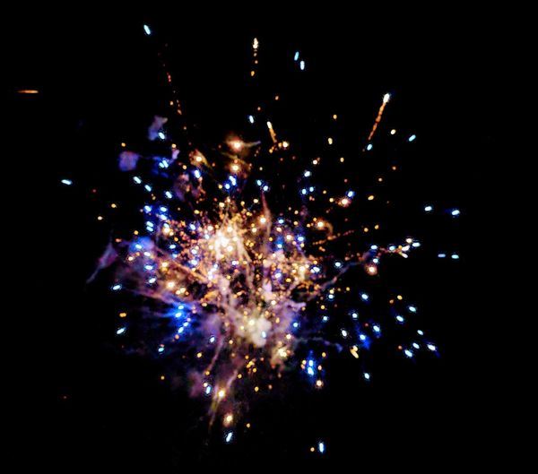 Celebration Night Arts Culture And Entertainment Firework - Man Made Object Firework Display Exploding Glowing Illuminated Event No People Outdoors Multi Colored Traditional Festival Motion Low Angle View Sky