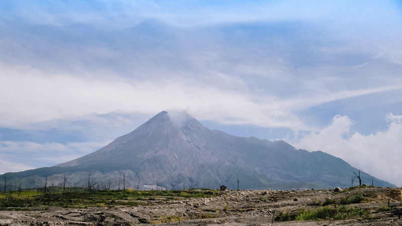 Landscape of Merapi Mountain In Yogyakarta Indonesia After Volcano Eruption 2010 INDONESIA Merapi Volcano Mountain View Yogyakarta Beauty In Nature Day Desert Mountains Disaster Disaster Area Erupting Eruption Jogja Landscape Merapi Merapi Mountain Merapimountain Mountain Mountains And Sky Nature No People Outdoors Scenics Sky Volcano Volcano Eruption