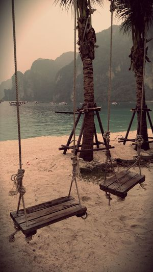 Learn & Shoot: Simplicity Taking Photos Hanging Out KohPhiPhi, Thailand