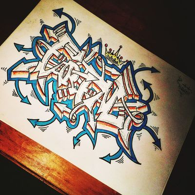 Multi Colored Crayon HuaweiP9 Streetart Urban Street Art TOULOUSE TOWN Drawing 2017 Huaweiphotography EyeEm Best Shots Tag France 🇫🇷 Graffitiwall Creativity Fs313 UGS Eightballstore Graff Graffitis Brosh Lifestyles Farfal Graffiti Art Graffitiporn