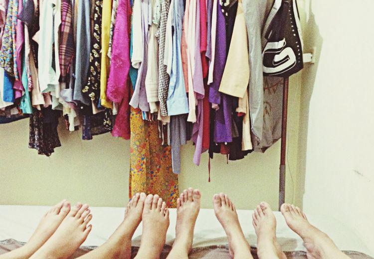 Happyfeets Sleepover Girlsnightout Sisters