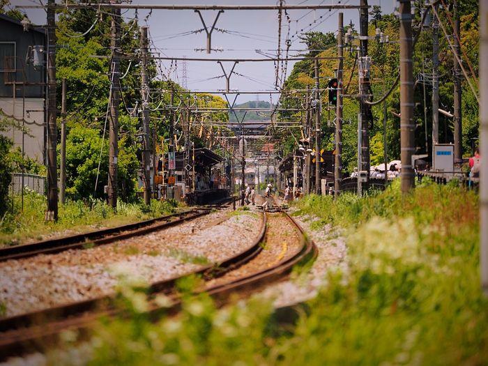 The Traveler - 2015 EyeEm Awards Snapshot Taking Photos Railway Cityscapes Landscape The Great Outdoors - 2015 EyeEm Awards Enjoying Life