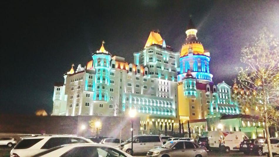 отель богатырь сочи