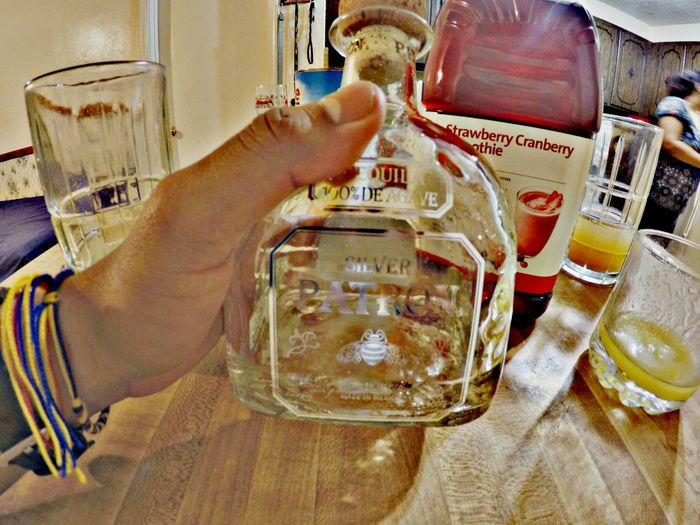 Holiday POV Hanging Out Patron Goprohero4 Goprolife Goproflorida Tequilanight Saturdaynight
