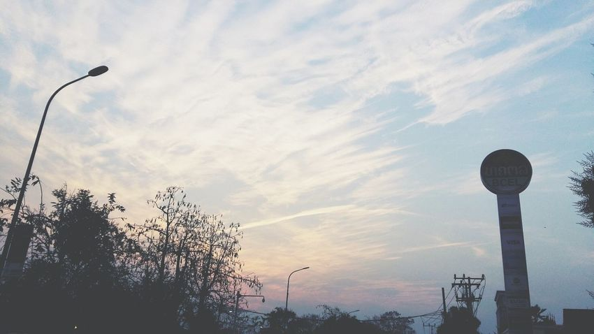 Cloud - Sky Laos2017