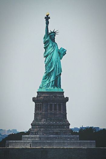 Liberty Island Libertystatue  NYC Photography
