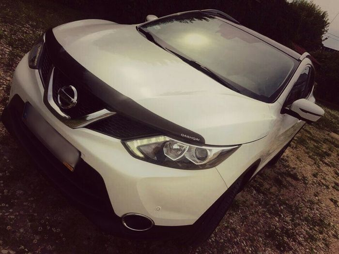 Car Beutiful Car Cars My Car❤️ My Car♥ My Car White Car Nissan Qashqai Nissan Nissanlovers