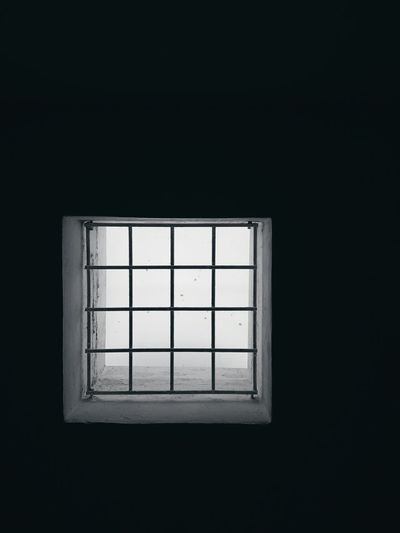 Darkness And Light Window