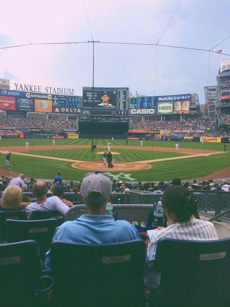 Nature Eye Em Nature Lover Baseball Yankees