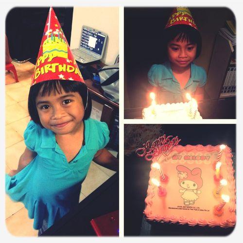 Happy Birthday Dina! :)